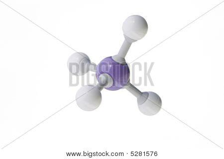 Tetrahedral Molecule