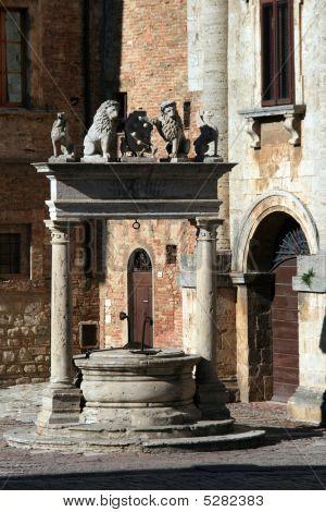 Montepulciano, Italy, Tuscany