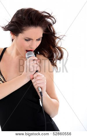 Female vocalist