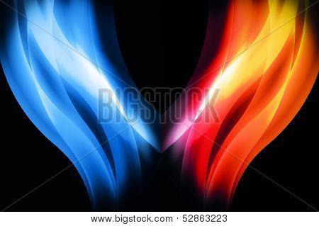 Fire - water