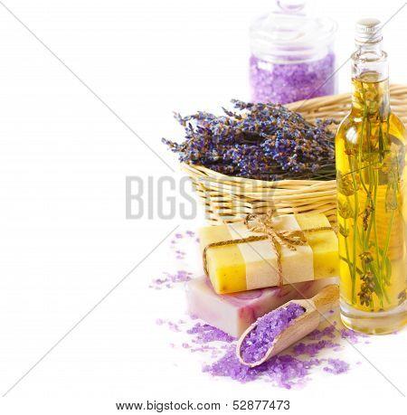 Lavender Spa.
