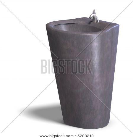 Modern Washstand