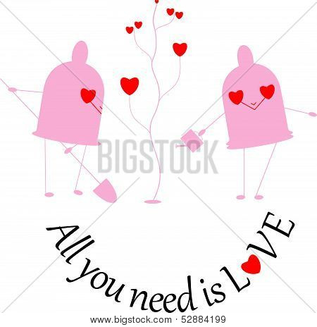 All You Need Is Love 8