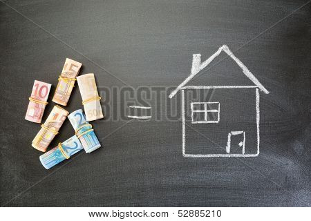 Money Equals House