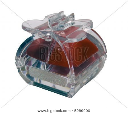Plastic Transparent Packing For Cosmetics