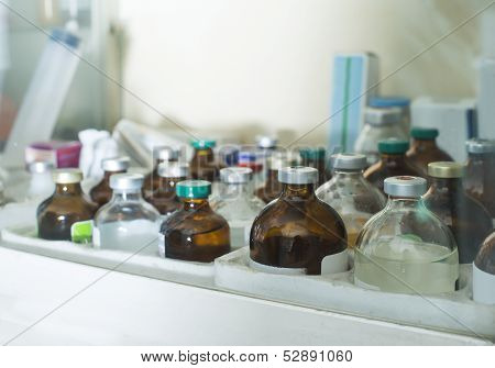Drugs And Vaccines In Showcase