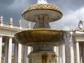 St Peter's Basilica In Vatican City Rome