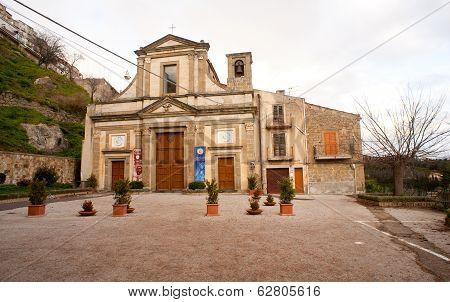 Church Of St. Sylvester, Troina