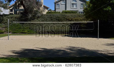 Beachball Court