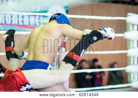 Volga Federal District Championship In Mixed Martial Arts.