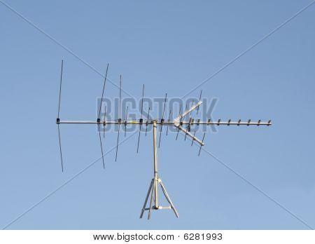 Uhf Vhf Television Antenna