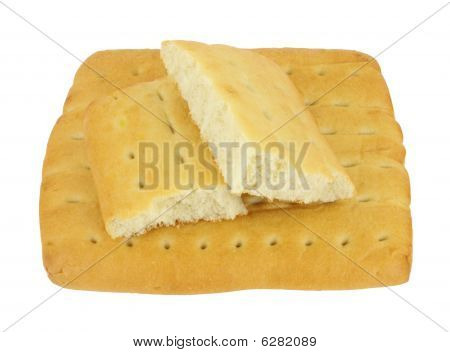 Focaccia flat bread