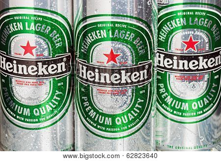 Heineken Dutch Brewing Company