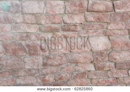 Texture Of Old Brick Wall