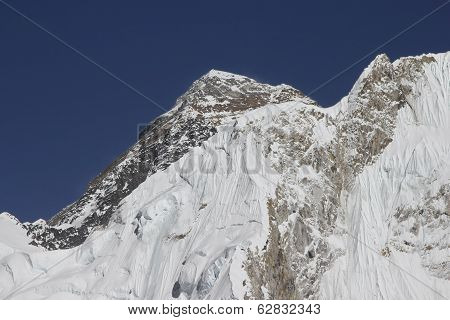 Mountains in Everest region,  Nepal