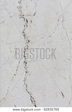 muro con crepa