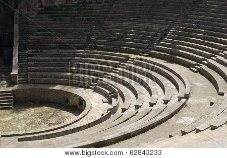 Greek Theatre. Barcelona. Spain