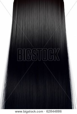 Black Hair Perfect Straight