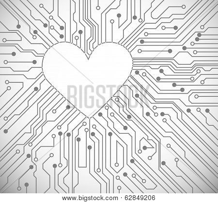 Heart From Circuit