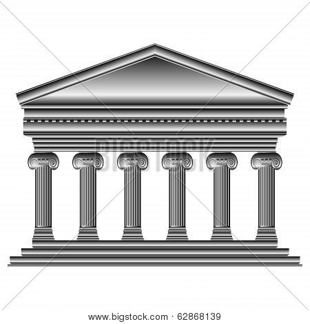 Ionic Temple