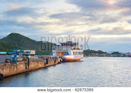 Ferry Boat, Philippines