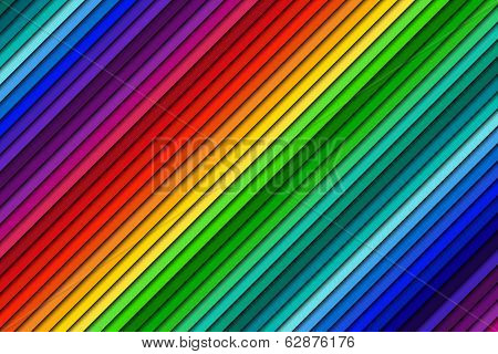 Abstract color background oblique line