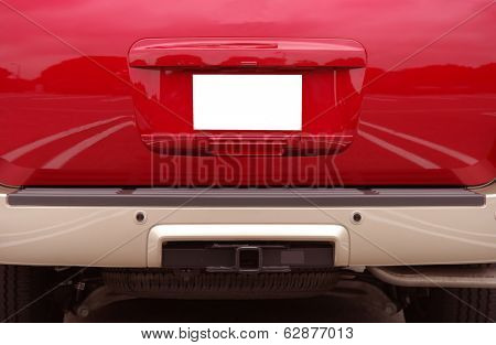 Red Truck 5