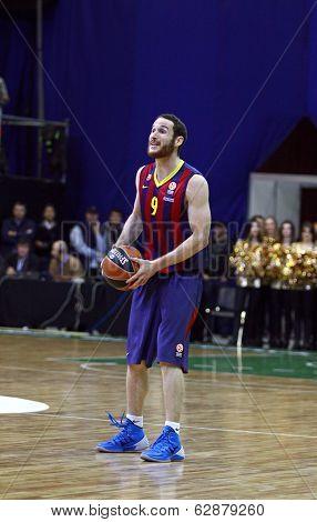Marcelino Huertas Of Fc Barcelona