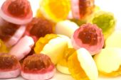 foto of jelly babies sugar  - an image of assorted children - JPG