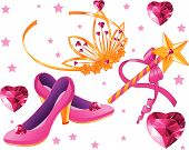 image of princess crown  - Beautiful princess crown - JPG