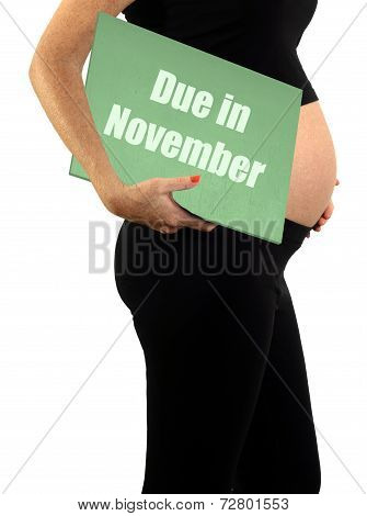 November Due Date