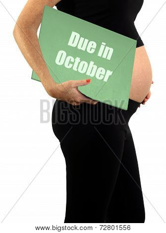 October Due Date