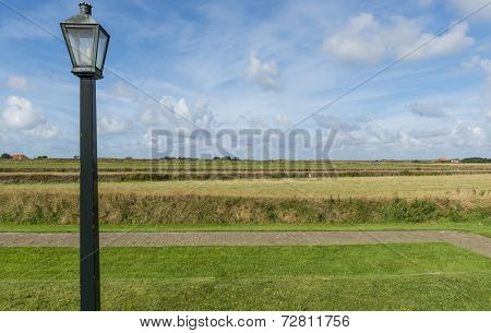 Den Hoorn Lamppost