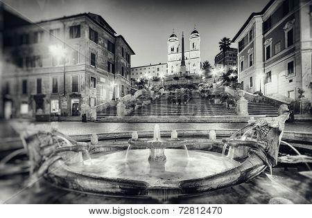 Spanish Steps, Rome - Italy