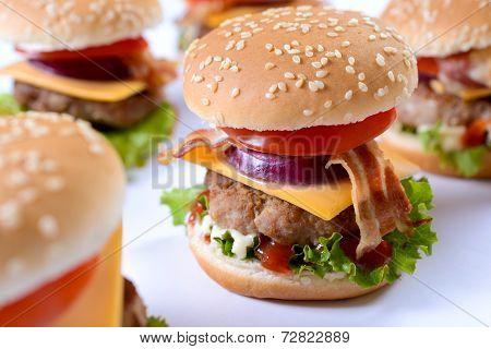 Winter Burger