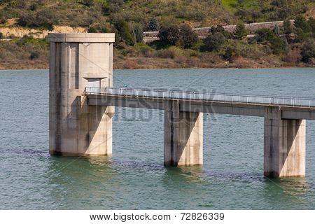 Reservoir Control Station