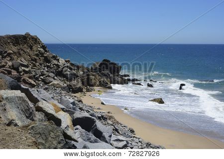 Beach At Point Mugu, Ventura, CA