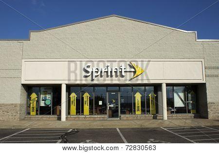 Sprint Storefront