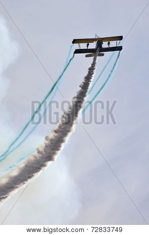 Scandinavian Airshow - Catwalk