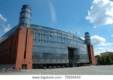 Stary Browar Shopping Centre In Poznan, Poland