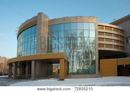 Medical radiological center, Tyumen, Russia