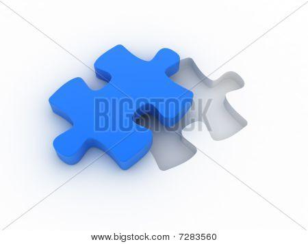Cut Out Puzzle
