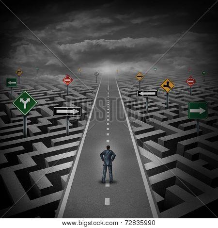 Crisis Solution Concept