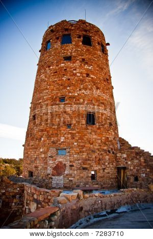 The Watchtower At The Grand Canyon
