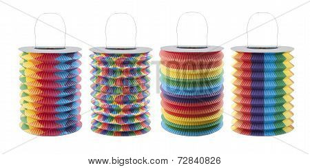 Colorful Lanterns - Party Decoration