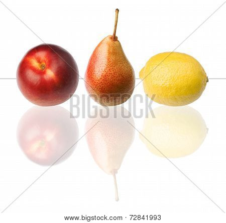 Three Fruits