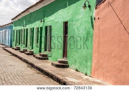 streets of Camaguey, Cuba