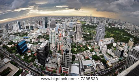 Fisheye Bangkok