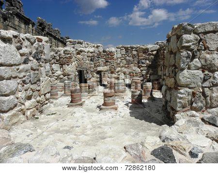 Roman bath in Kibyra.
