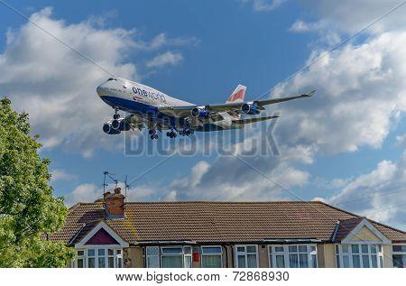 British Airlines -One World